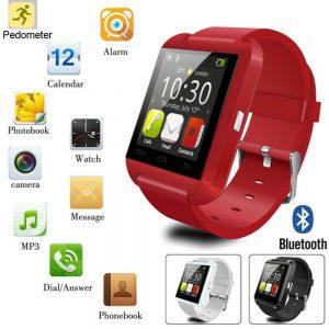 Moderné inteligentné hodinky - smart watch