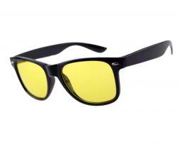 Decentné okuliare na nočné šoférovanie