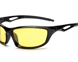 Luxusné polarizované okuliare na nočnú jazdu pre šoférov ... 6391817cc9d