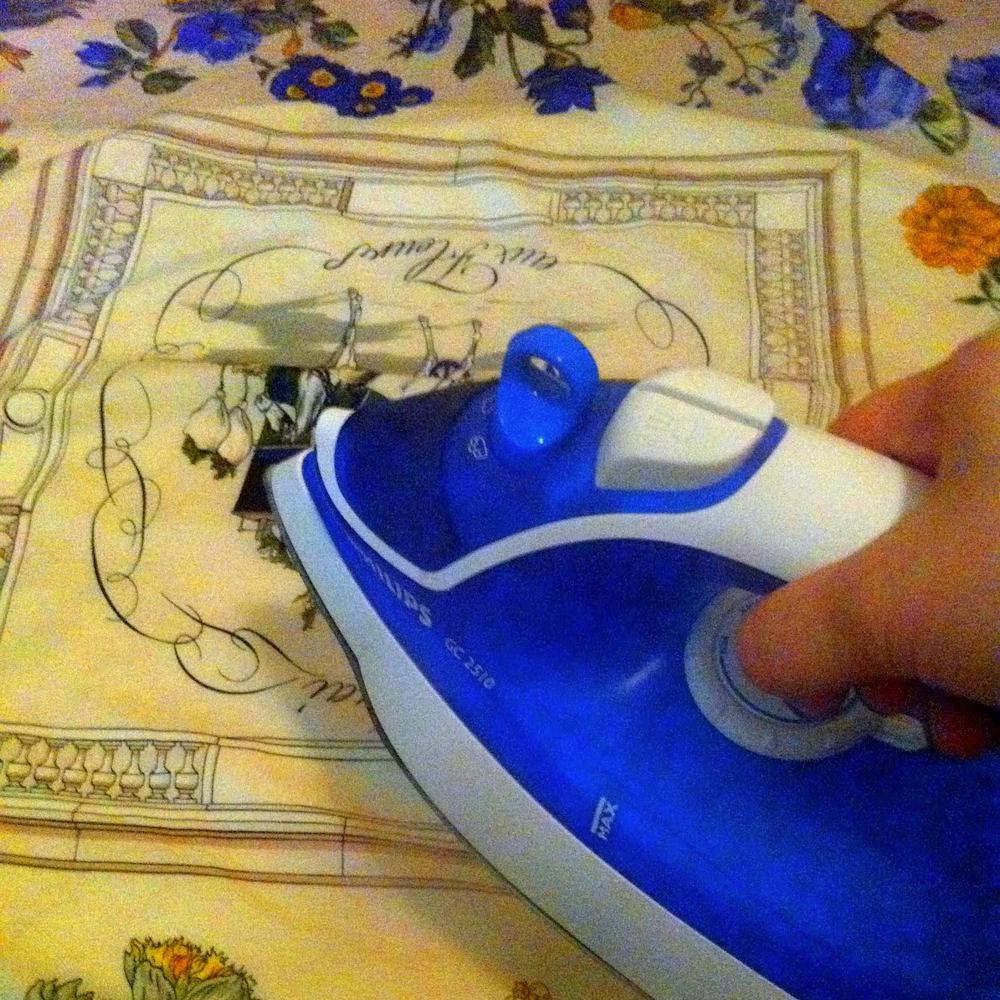 Ošetrovanie hodvábu - www.mariejean.eu