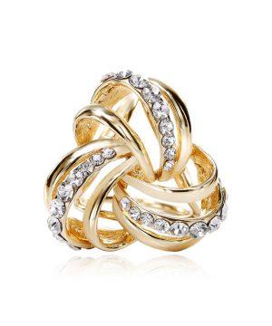 Keltský uzol je exluzívny prstenec k šatkám - www.mariejean.eu