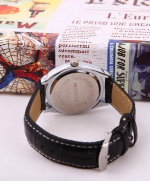 c195eebf33 Luxusné pánske hodinky Beinuo s čiernym remienkom