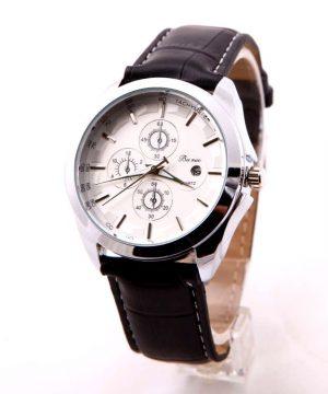 1d87a19f63  yith wcwl add to wishlist . Quick View. Luxusné pánske hodinky Beinuo v  striebornej farbe s čiernym remienkom