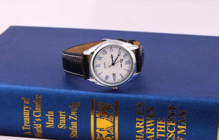 Luxusné pánske hodinky Beinuo s čiernym remienkom  e7d622389f7
