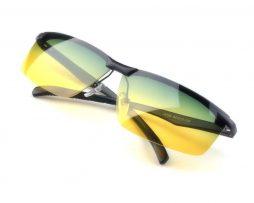 Nočné polarizačné okuliare na bezpečnú jazdu