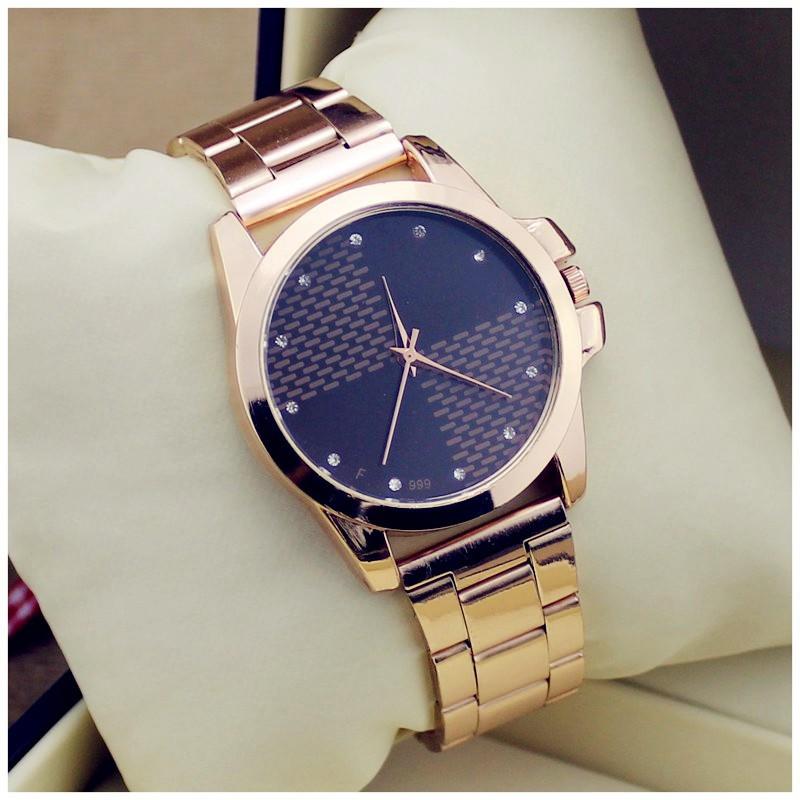 ec77c525e 34.90 € 24.90 €. Luxusné unisex analógové hodinky v ružovo zlatej farbe s  elegantným ...