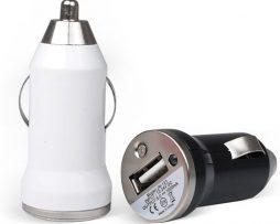 Mini USB auto-adaptér pre všetky druhy zariadení
