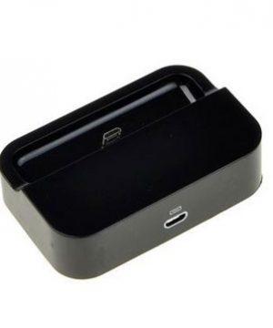 Luxusný mikro USB stojan/nabíjačka na mobil