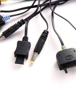 10 in 1 Dátový kábel pre rôzne zariadenia