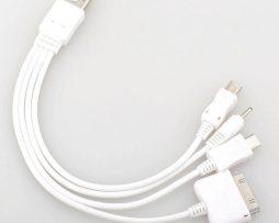 4 in 1 Dátový kábel pre rôzne zariadenia