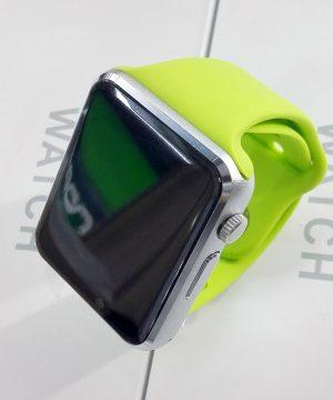 Elegantné SMART WATCH s mnohými funkciami v zelenej farbe