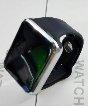 Elegantné SMART WATCH s mnohými funkciami v čiernej farbe