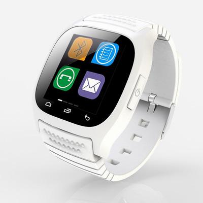 Luxusné nadupané SMART inteligentné hodinky v bielej farbe  d57f2875c9c