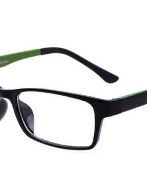 Okuliare na prácu s PC v zelenej farbe