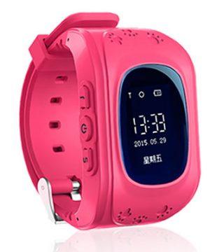 GPS inteligentné hodinky so sledovacím zariadením a SOS pre deti