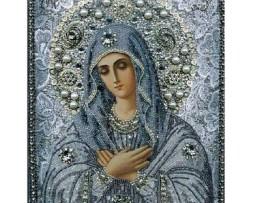 Diamantový obraz s náboženským motívom