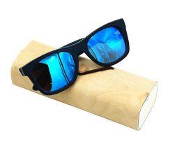 Ekologické bambusové polarizačné okuliare - model10