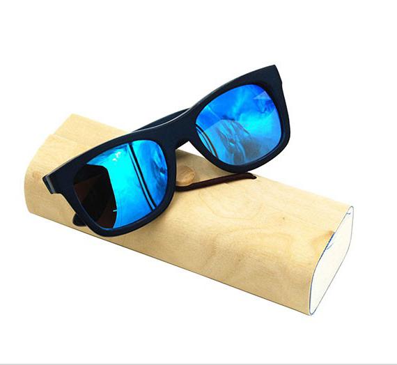 Ekologické bambusové polarizačné okuliare – model10  386ef07fbad