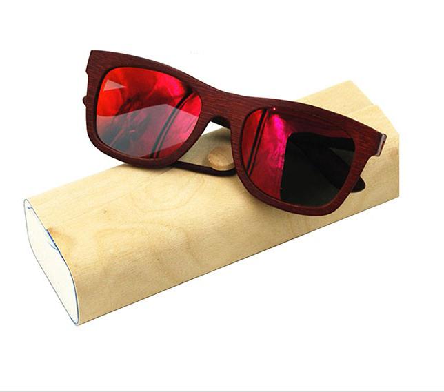 Ekologické bambusové polarizačné okuliare – model07  3d61b1792e6