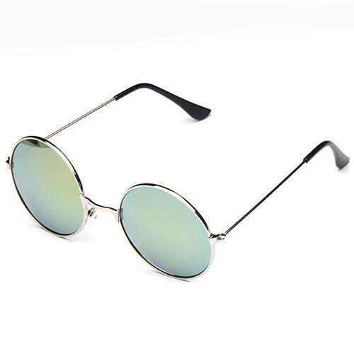 Moderné vintage polarizované slnečné okuliare – zlaté  46df05bc4c3