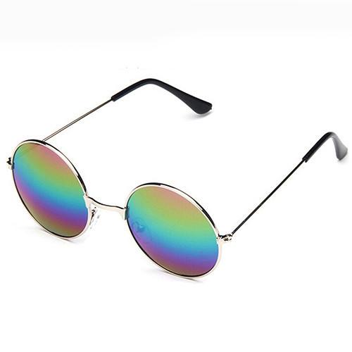 Moderné vintage polarizované slnečné okuliare – farebné  c4c2d27e462