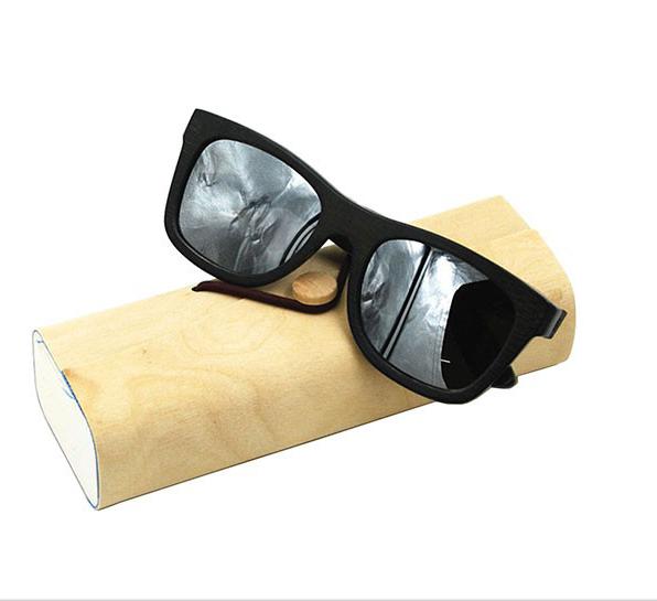 Ekologické bambusové polarizačné okuliare – model09  79247c9942a