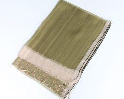 Elegantný dámsky ľahký hodvábny šál - vzor 06