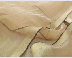 Elegantný dámsky ľahký hodvábny šál - vzor 03