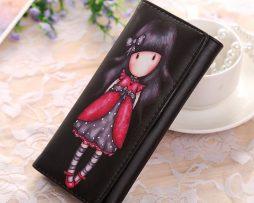 Peňaženka z kolekcie Cartoon - Black girl