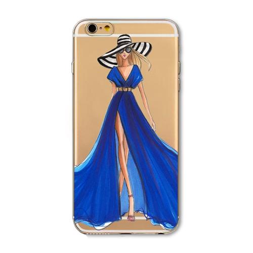 Kvalitný silikónový obal na iPhone 5/5S - model