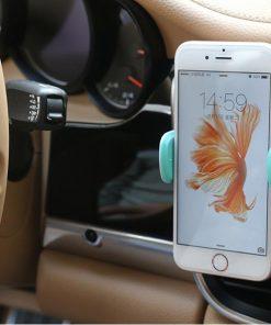 Držiak na mobilný telefón a navigáciu do auta