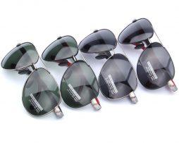Kvalitné pánske polarizované okuliare v rôznych prevedeniach