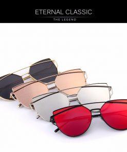 Dámske štýlové polarizované okuliare v rôznych prevedeniach