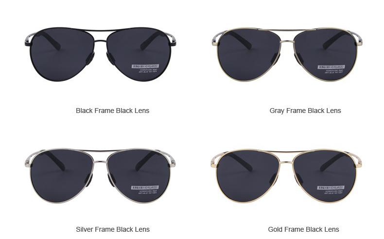 Štýlové pánske polarizované okuliare v rôznych prevedeniach ... ad2625deae9