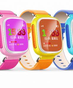 2a3e452bf Inteligentné GPS hodinky so sledovacím zariadením a SOS pre deti 2.0 ...