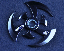 Anti-stress hand spinner - Naruto shuriken