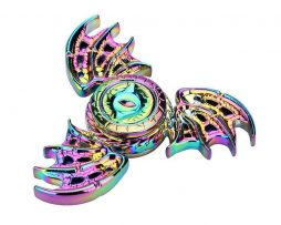 Anti-stress hand spinner - Metalic dragon eye