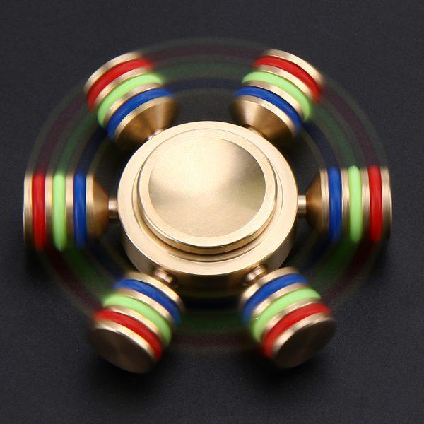 Anti-stress hand spinner - Hexagon