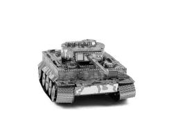3D metalický model - puzzle - tank typ TIGER