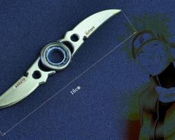 Fidget spinner - Protistresová hračka - Naruto shuriken