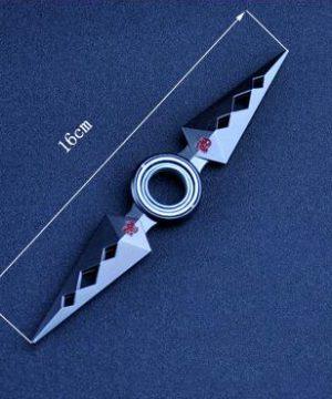 Fidget spinner - Protistresová hračka - Deadly shuriken