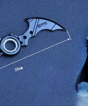 Fidget spinner - Protistresová hračka - Batman shuriken