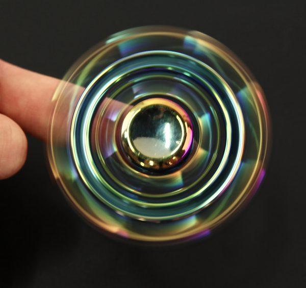 Anti-stress fidget spinner - Wheel