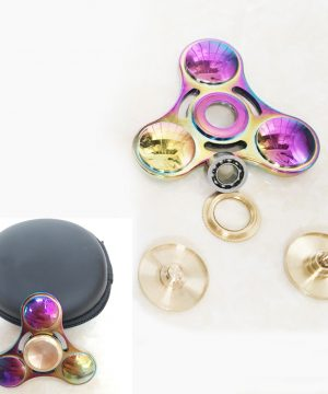Anti-stress fidget spinner - Bubble
