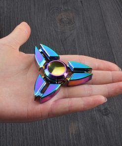 Fidget spinner - Pomôcka proti napätiu - Metalic Assasin