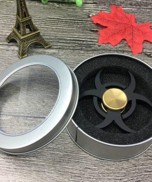 Fidget spinner antistress - BIOHAZARD