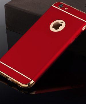 Luxusný 3-dielny obal na iPhone 8 a iPhone 8 Plus