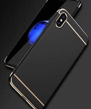 Luxusný 3-dielny obal na iPhone X