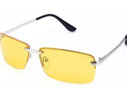 Kvalitné žlté okuliare na nočnú jazdu