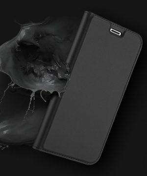 Kvalitné kožené púzdro na iPhone X - 4 farby